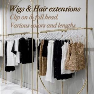 Other - Various wigs all NWT